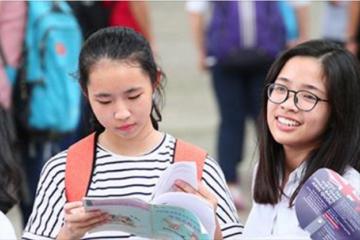 Học sinh trường Hữu Nghị T78 tự tin bước vào kỳ thi tốt nghiệp THPT quốc gia năm 2017