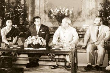Vai trò của Chủ tịch Hồ Chí Minh, Chủ tịch Kaysone PHOMVIHANE, Chủ tịch Souphanouvong và các nhà lãnh đạo cấp cao của hai Đảng, hai nhà nước trong quá trình xây dựng và phát triển quan hệ đặc biệt Việt Nam – Lào, Lào – Việt Nam
