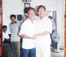 Từ một chuyến đi,  khắc ghi tình hữu nghị Việt -Lào