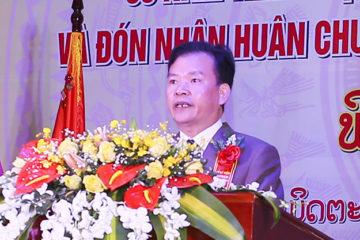 Diễn văn của đồng chí Nguyễn Toàn Nghĩa, Bí thư Đảng ủy, Hiệu trưởng  tại lễ kỷ niệm 60 năm thành lập trường