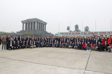 Trường Hữu Nghị T78 tổ chức cho Lưu học sinh Lào tham gia học tập, trải nghiệm thực tế tại thủ đô Hà Nội