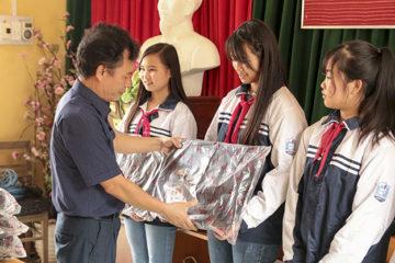 Trường Hữu Nghị T78 thăm và trao quà cho các em học sinh nghèo vùng cao, có hoàn cảnh đặc biệt khó khăn tại Cao Bằng