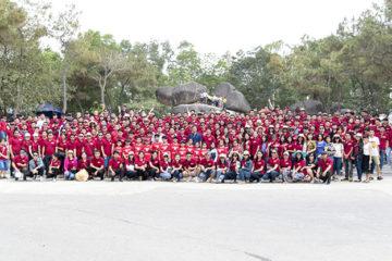 Trường Hữu Nghị T78 tổ chức cho LHS Lào tham quan, học tập tại Sầm Sơn