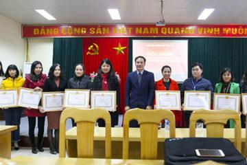 Đổi mới công tác thi đua, khen thưởng của Trường Hữu Nghị T78