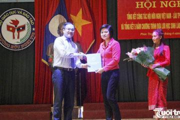 Đồng chí Nguyễn Ngọc Việt giữ chức Chủ tịch Hội hữu nghị Việt Nam – Lào TP Hà Nội