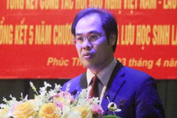 """Mô hình """"Homestay"""" giúp lưu học sinh Lào nâng cao kỹ năng tiếng Việt"""