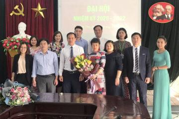 Chi bộ Quản lý HS-SV tổ chức thành công Đại hội Chi bộ nhiệm kỳ 2020-2022