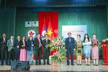 Lễ Khai giảng năm học 2020-2021 khối Dự bị tiếng Việt