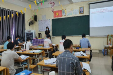 Trường Hữu Nghị T78 triển khai các hình thức dạy học, đảm bảo an toàn cho LHS Lào trước dịch Covid-19